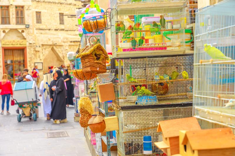 Doha souq editorial image  Image of architecture, islam