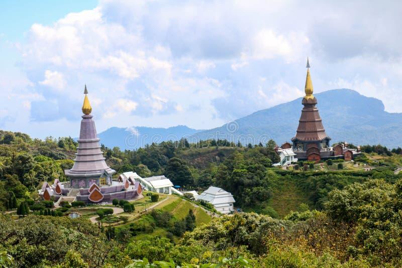 Doi Inthanon, Chiang Mai immagine stock libera da diritti