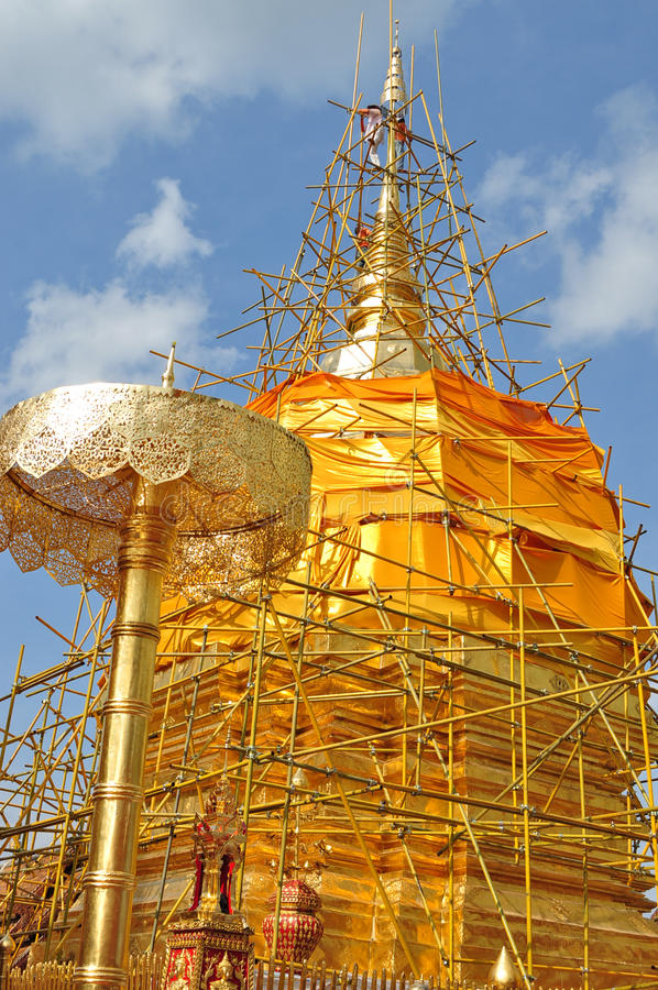 doi suthep fotografia royalty free