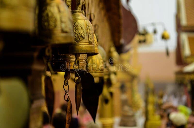 Doi Suthep Chang Mai Temple stockfotos