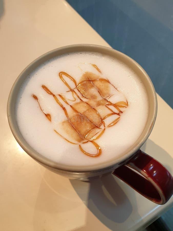 Doi Tung Coffee royaltyfri bild