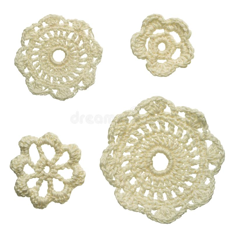 doilies foto de stock royalty free