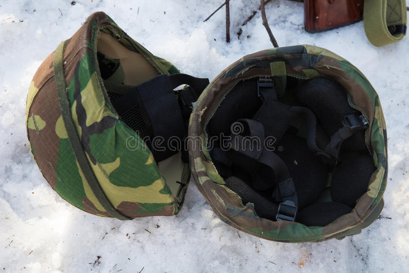 Dois capacetes foto de stock royalty free