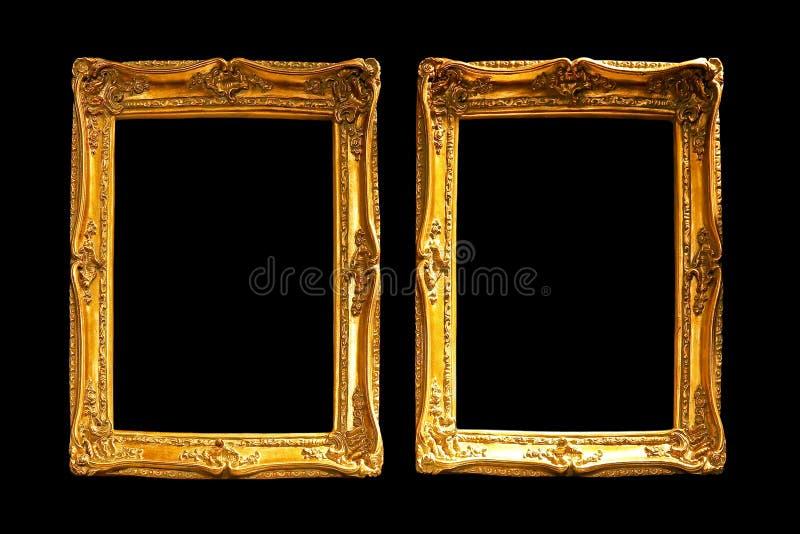 Dois frames imagem de stock royalty free
