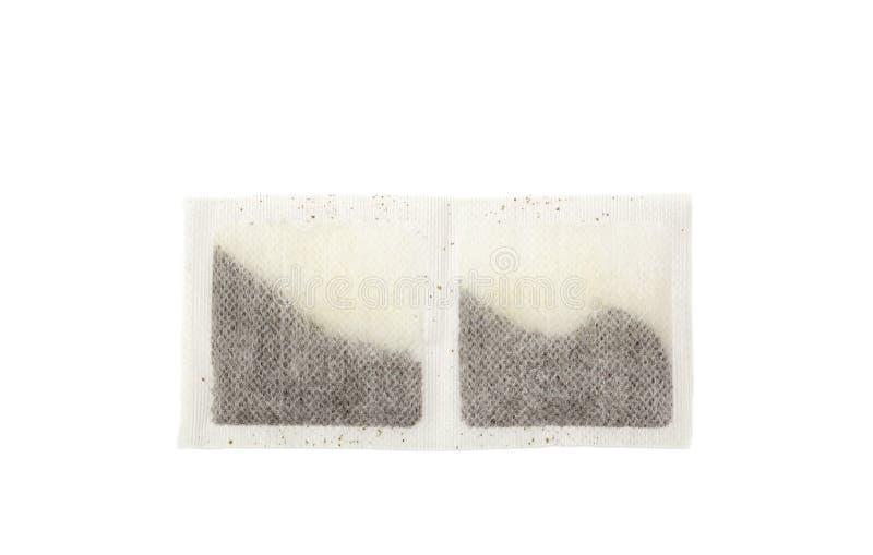 Dois sacos de chá imagens de stock