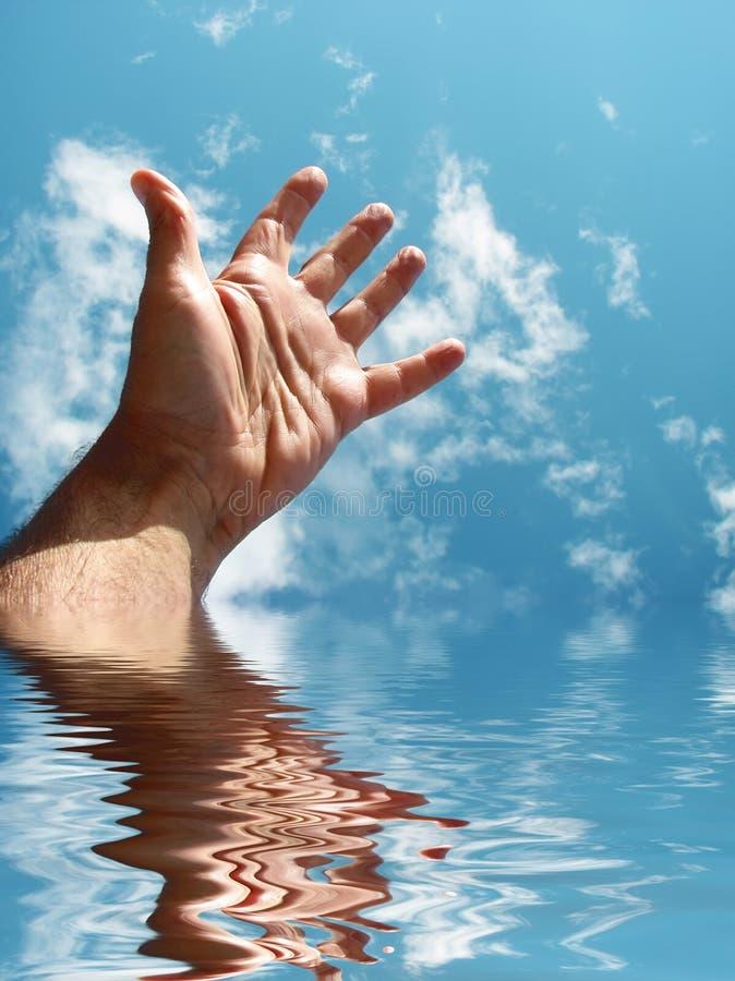 dojechania niebo ilustracji