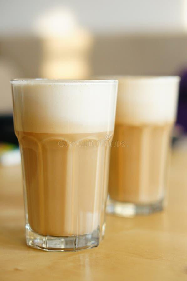 Dojna kawa zdjęcie stock