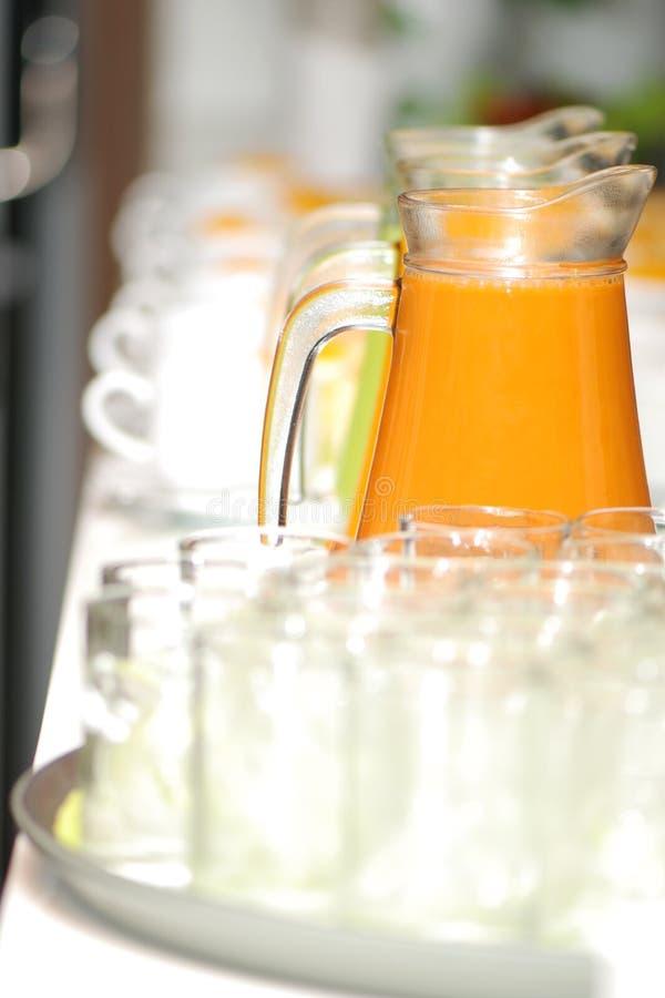 Dojny herbaciany miotacz fotografia stock