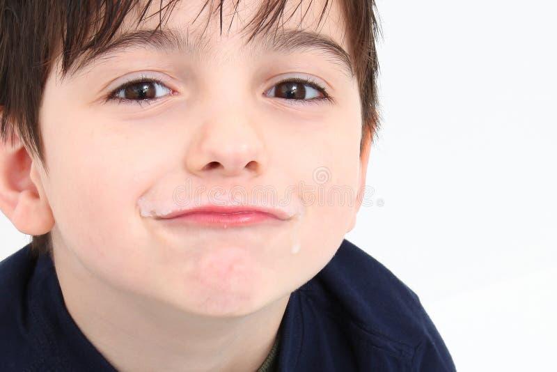 dojny wąsy obraz stock