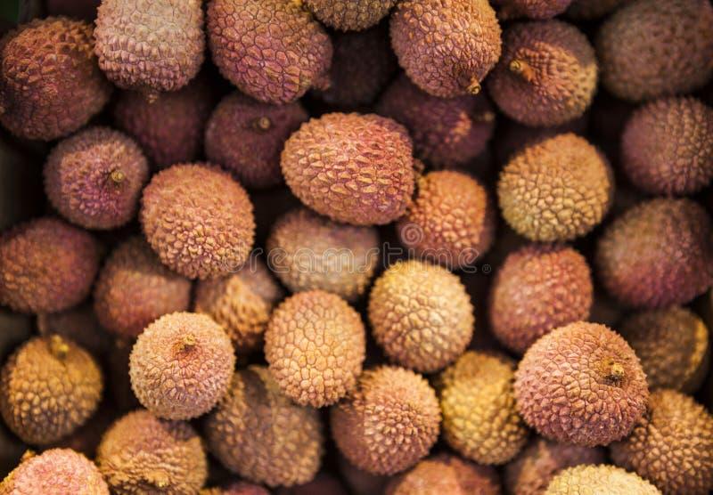 Download Dojrzałe Wyśmienicie świeże Litchi Owoc, Zakończenie Zdjęcie Stock - Obraz złożonej z jedzenie, tropikalny: 65225376