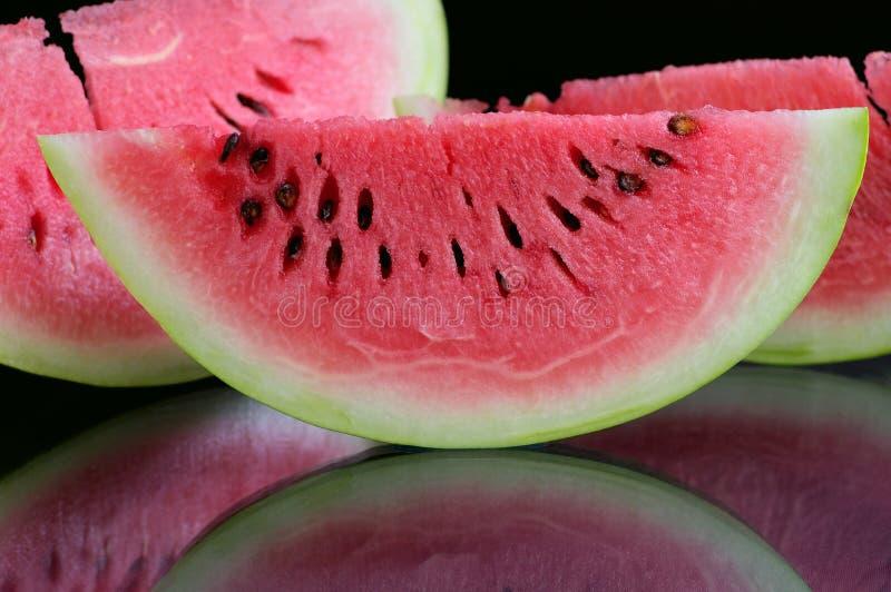 dojrzały melon fotografia stock
