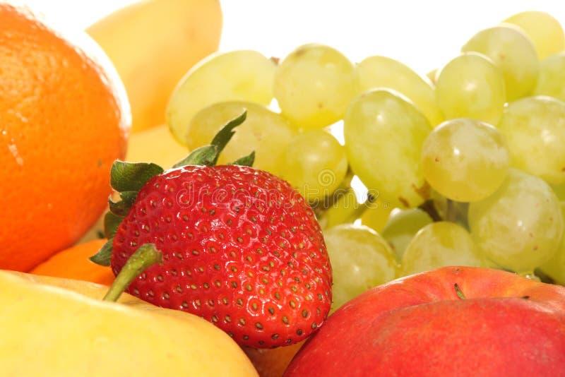 Download Dojrzały owoc biel zdjęcie stock. Obraz złożonej z greenbacks - 13329616