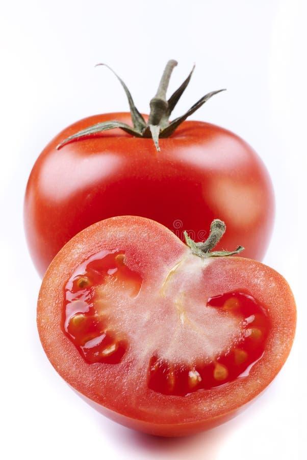 Dojrzali pomidory zdjęcie stock