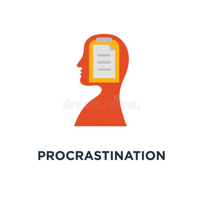 dojutrkostwa rozwiązania ikona praca projekta agenda, zadanie priorytet, przeglądowa wiedza, egzaminu pojęcia symbolu próbny proj ilustracja wektor