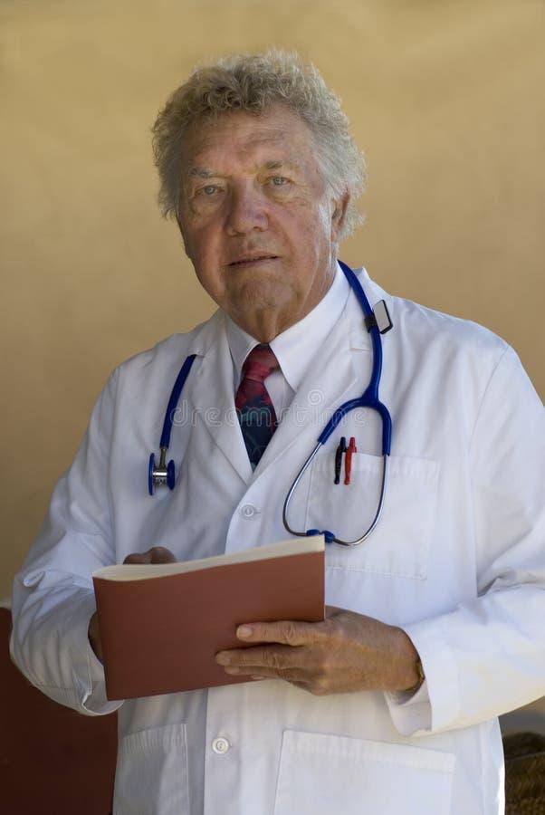 doktor royaltyfri foto