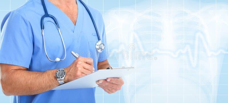 Doktor. lizenzfreie stockfotos