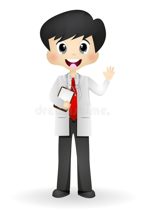 doktor lizenzfreie abbildung