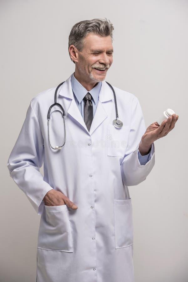 doktor royaltyfri bild