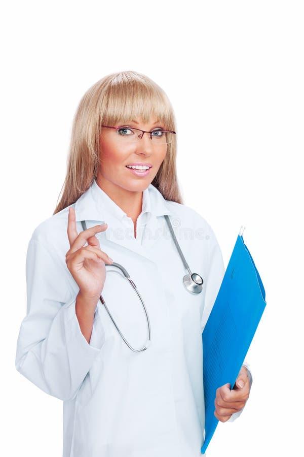 doktor lizenzfreies stockbild