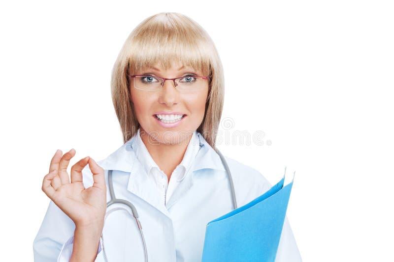 doktor lizenzfreie stockfotos