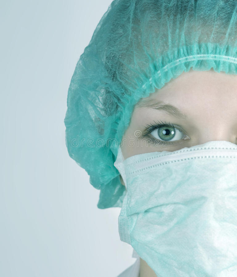 Doktor - Chirurg stockfotografie