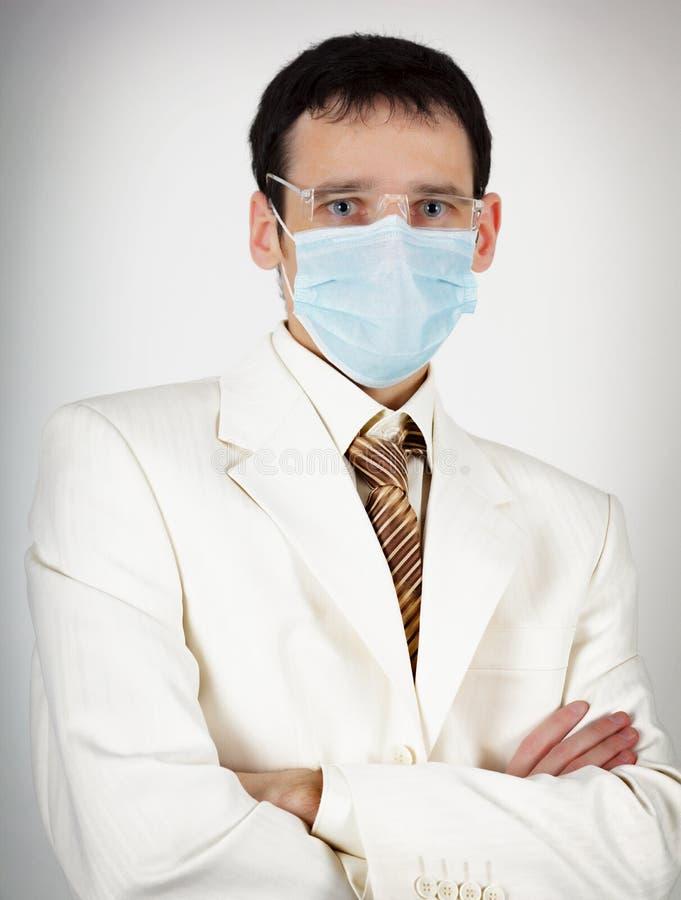 Doktor der Medizin stockbild