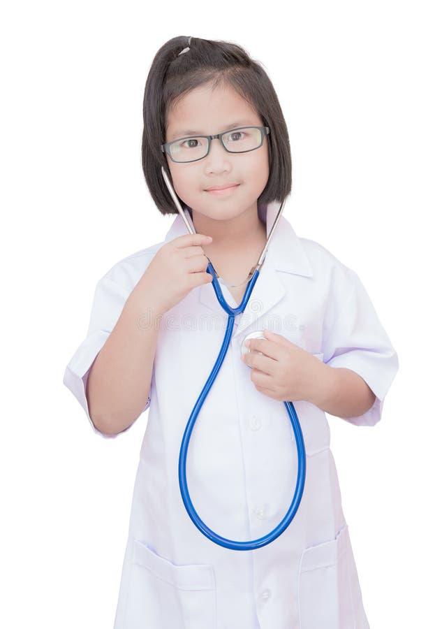 Doktor Kid lizenzfreies stockfoto
