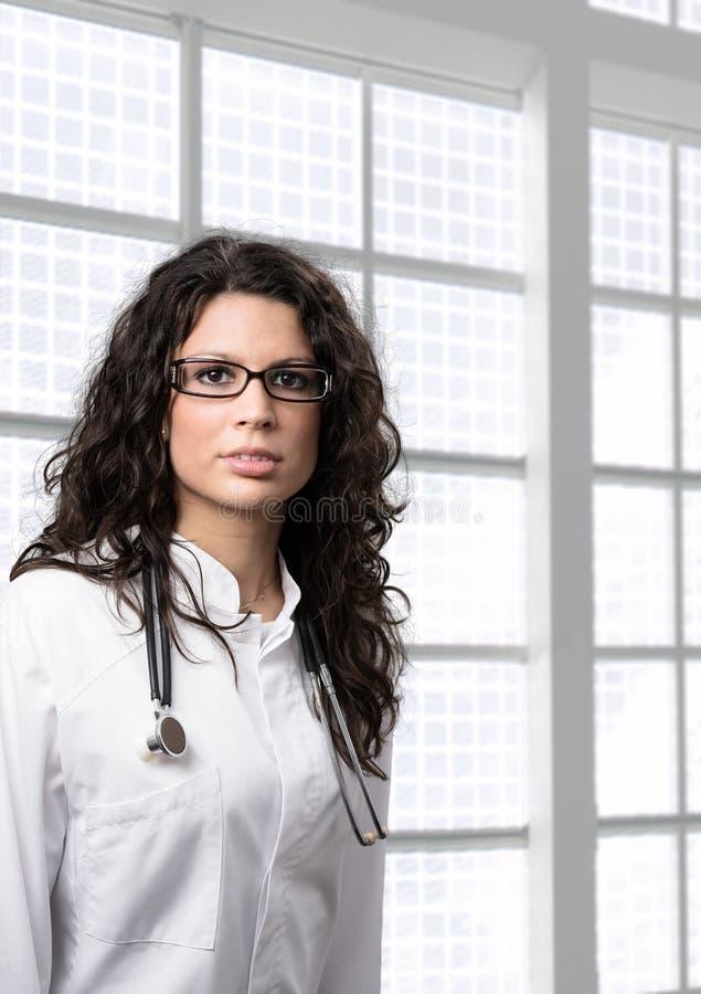 doktor kobieta zdjęcie stock