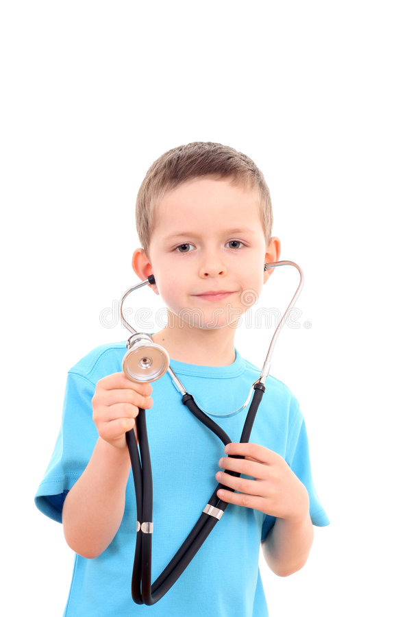 doktor little royaltyfria foton
