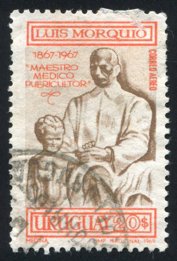 Doktor Luis Morquio arkivfoton