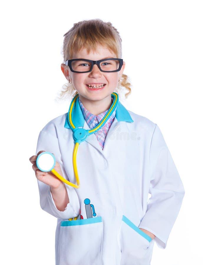 doktor mały zdjęcia stock