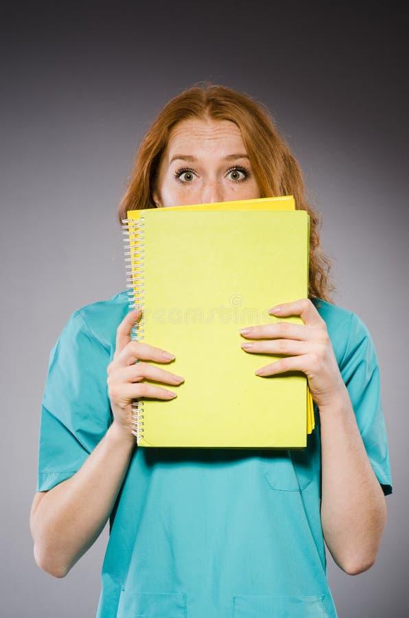 doktor young kobiet zdjęcia stock