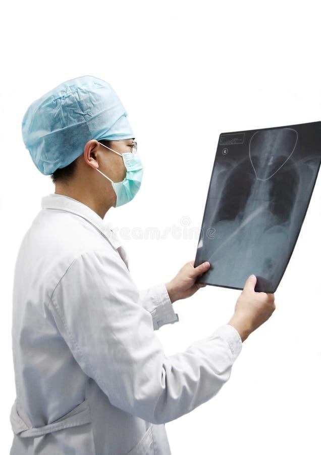 Doktorcheck Röntgenstrahlabbildung stockbilder