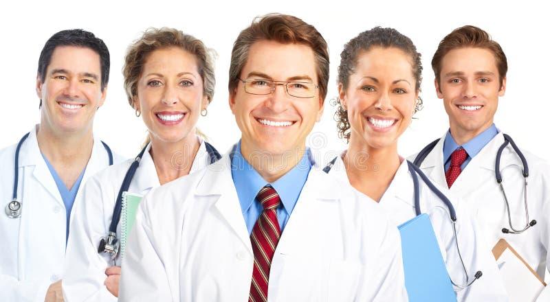 Doktoren stockbilder