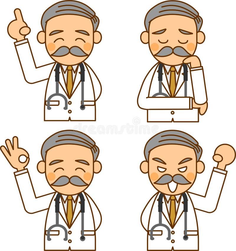 Doktoren Lizenzfreie Stockfotos