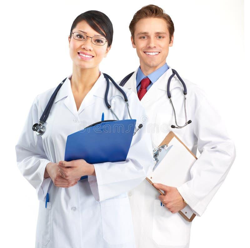 Doktoren stockfotos