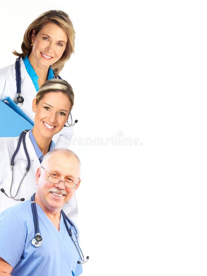 Doktorer Royaltyfria Bilder