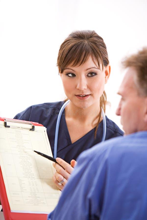 Doktorer: Diskutera provresultat med patienten arkivbild