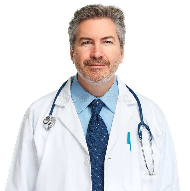Doktorsapotekare arkivbild