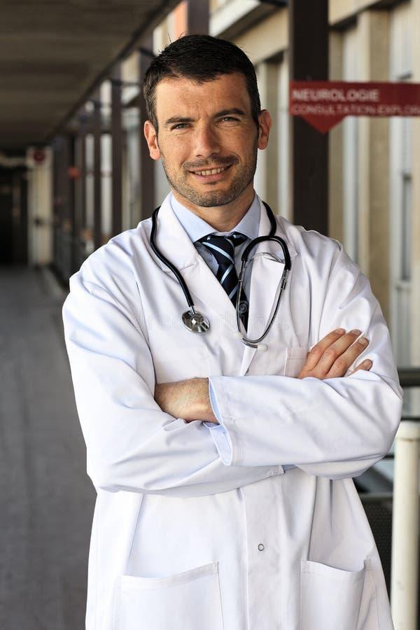 doktorshus arkivfoto