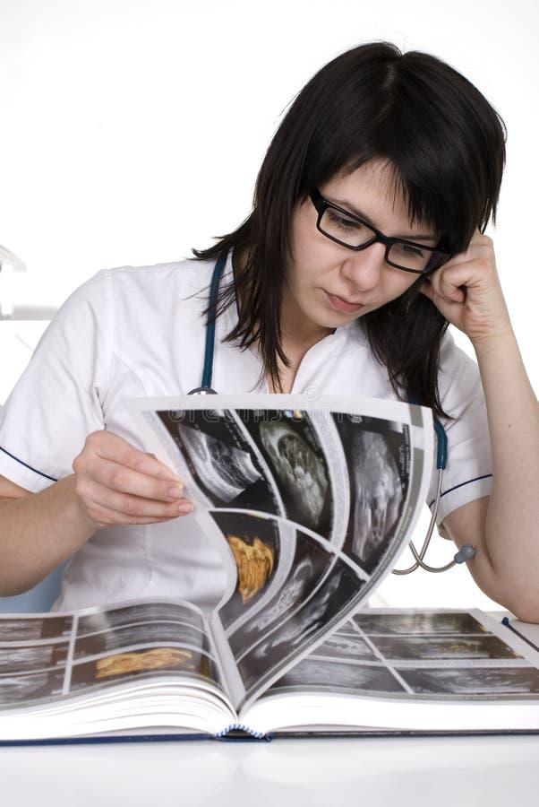 doktorska kobieta zdjęcia stock