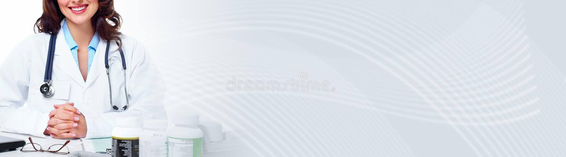 doktorska kobieta zdjęcia royalty free