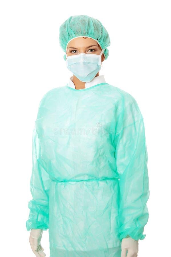 doktorska pielęgniarka fotografia royalty free