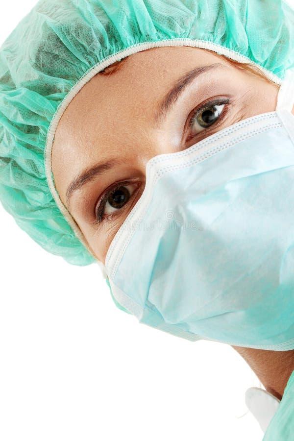 doktorska pielęgniarka zdjęcie royalty free
