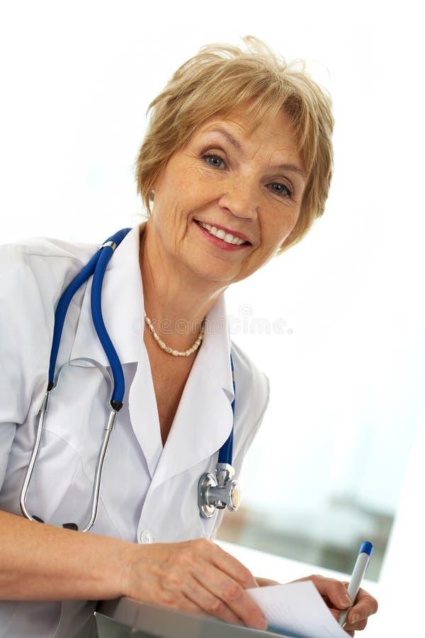 doktorski życzliwy zdjęcia royalty free