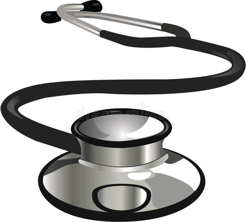 doktorski medyczny narzędzie ilustracja wektor