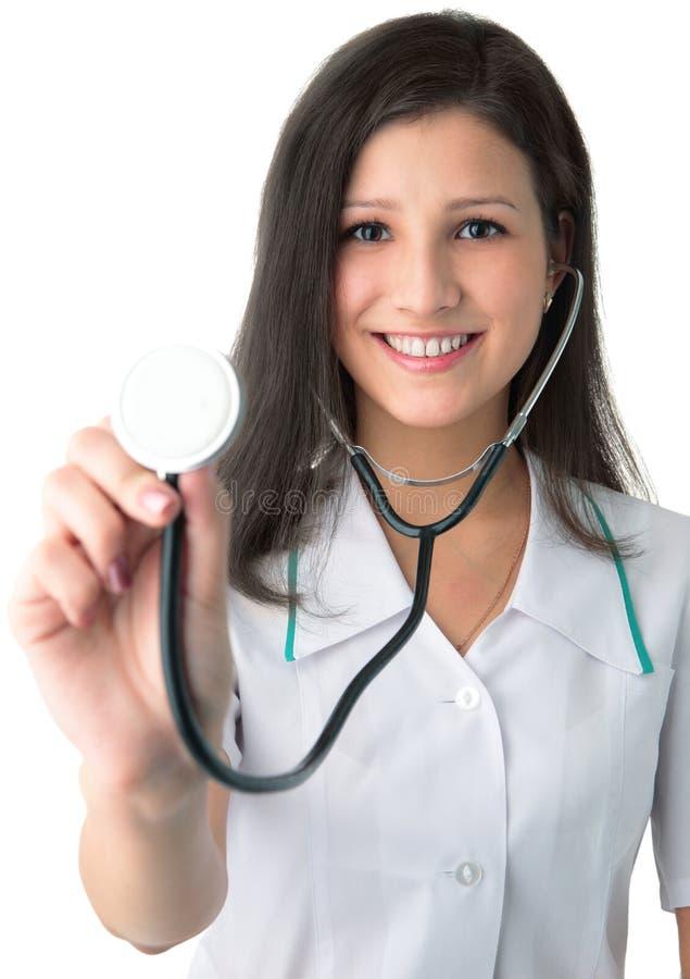 Doktorski Portret Bezpłatne Zdjęcie Stock