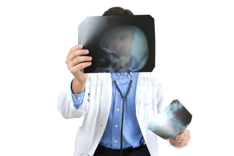 doktorski roentgenogram obrazy royalty free
