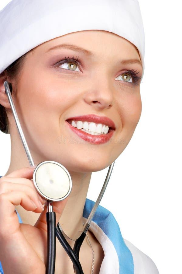 doktorsläkarundersökning arkivfoto