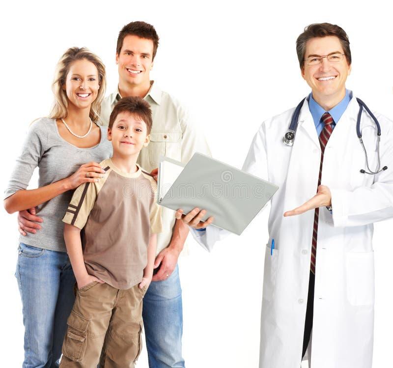 doktorsläkarundersökning arkivfoton